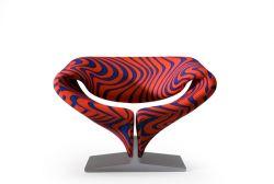 Pierre Paulin Ribbon Chair
