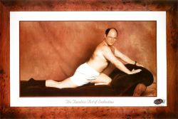 Seinfeld George The Timeless Art of Seduction Poster Print