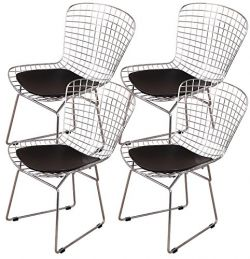 MLF Harry Bertoia Wire Side Chair