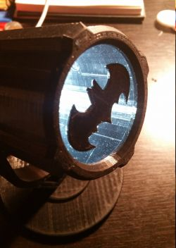 Batman Signal Light, Nightlight, LED/USB
