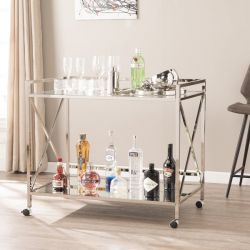 Willa Arlo Interiors Keeley Bar Cart