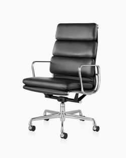Eames Soft Pad Management Chair – High Back