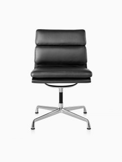 Eames Soft Pad Management Chair – Mid Back