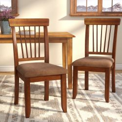 Bay Isle Home Solange Upholstered Dining Chair