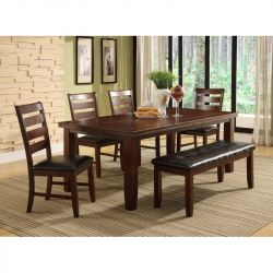 Millwood Pines Lecroy Extendable Dining Table