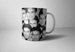 Charlie Sheen Mug
