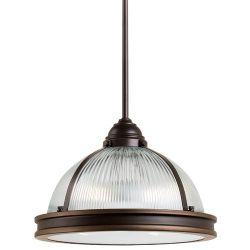 Trent Austin Design Palisade 2-Light Dome Pendant