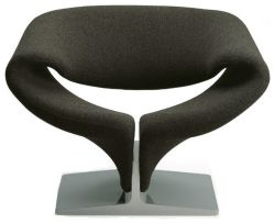 F582 Ribbon Chair
