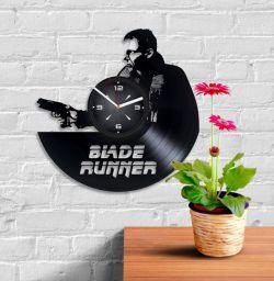 Film Art Blade Runner Wall Clock