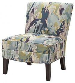 Hayden Slipper Accent Chair, Multi