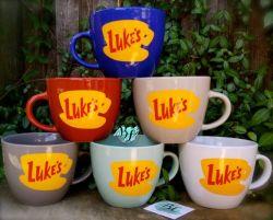 ORIGINAL Luke's Diner Mug