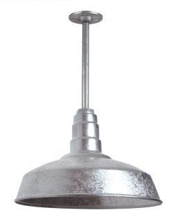 Steel Lighting Co The Carson Modern Farmhouse Pendant Light