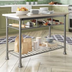 Trent Austin Design Haleakal Prep Table