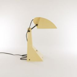 Umberto Riva's E63 Ruspa Table Lamp